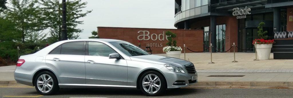 The DrivenByQ Corporate Chauffeur Service in Chester