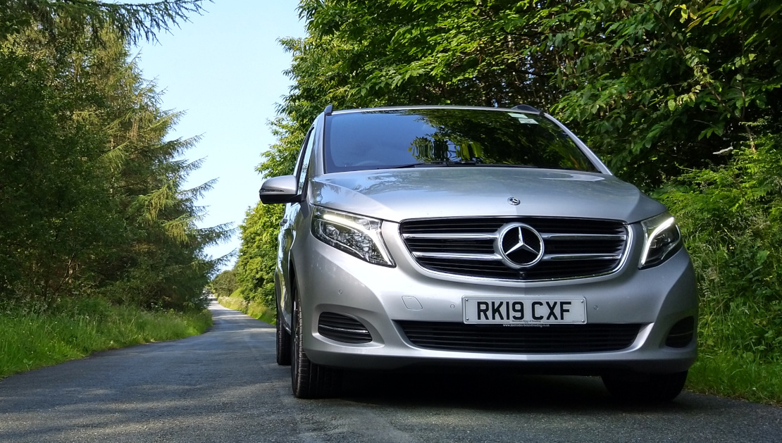 Image of 2019 Mercedes V Class