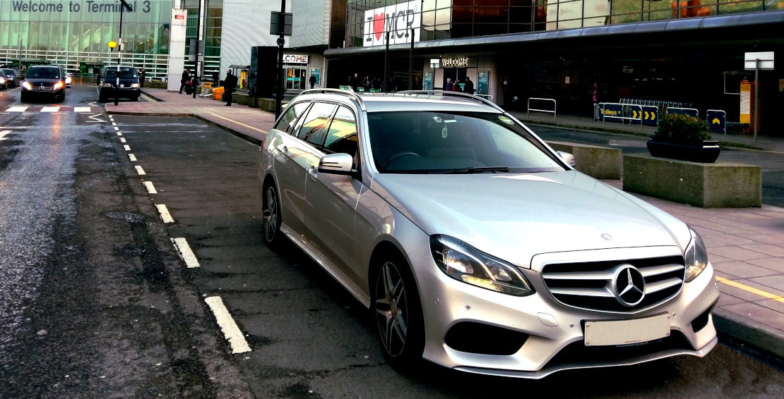 Image of Mercedes E Class Estate